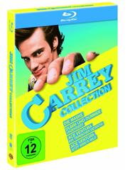 image299 Jim Carrey Collection [4 Filme auf Blu ray] für 16,97€