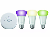 image324 Philips Hue Connected Bulb Starter Pack für 155€