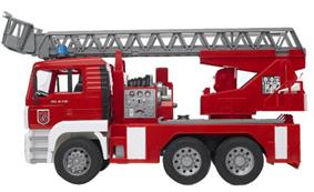 image38 MAN Feuerwehr mit Licht und Sound Modul für 24,99€