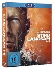 image400 [Ab 20 Uhr] Stirb langsam 1 5 [Blu ray] für 19,97€ zzgl. eventuell 3€ Versand