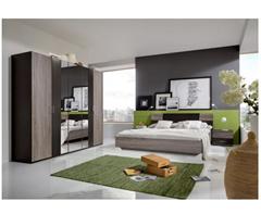 image41 Komplettes Schlafzimmer in Eichefarben für 279€