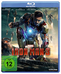 image72 Iron Man 3 [Blu ray] ab 6,97€ inklusive Versand