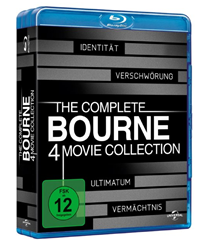 image76 The Complete Bourne Collection [Blu ray] für 15,97€