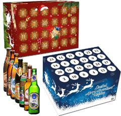image87 Bieradventskalender (24 Flaschenbiere) für 29,95€ inklusive Versand