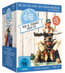 image thumb3 Bud Spencer & Terence Hill   Jubiläums Collection Box [Blu ray] für 59,97€