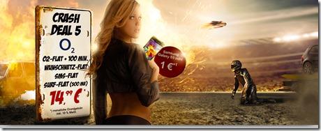 o2 o2 Blue Select inkl. gratis Samsung S5 Mini für 14,99€/Monat