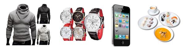 image133 Die restlichen eBay WOW Angebote in der Übersicht, z.B. [B Ware] Apple iPhone 4 für 179€