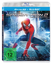 image33 The Amazing Spider Man 2: Rise of Electro (3D + 2D Version   2 Discs) [3D Blu ray] für 12,97€