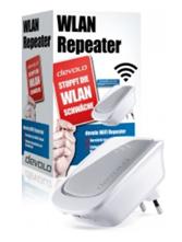image87 Devolo WiFi Repeater (300 Mbit/s, LAN, WPS) für 29€