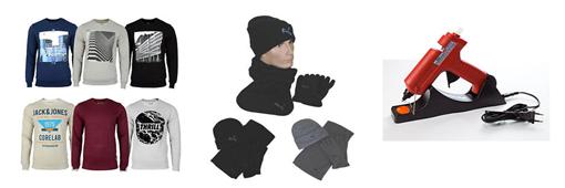 image thumb11 Die restlichen eBay WOW Angebote in der Übersicht, z.B. Jack & Jones Pullover/Hoodies für je 17,90€
