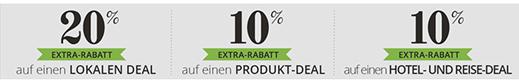 Bild zu Groupon: bis zu 20% Rabatt dank Gutscheincode, so z.B. Tageskarte für den Zoo Safaripark Stukenbrock für 11,12€ (normal 29€)