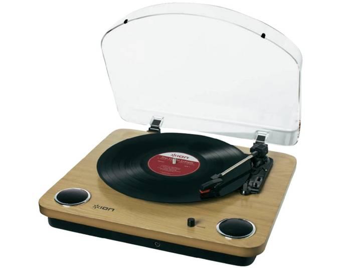 Bild zu USB Plattenspieler ION Max LP für 79,99€ inkl. Versand + zwei weitere OHA Angebote