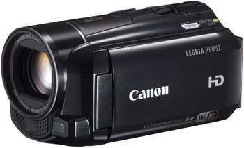 Bild zu ab 9Uhr: HD-Camcorder Canon Legria HF M52 für 349€ inkl. Versand