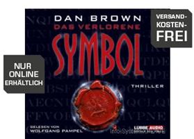 Bild zu Dan Brown – Das verlorene Symbol – 7 CDs für 99 Cent