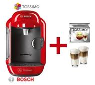 Bild zu Bosch TASSIMO VIVY + 1xTDiscs + 2er Set WMF Gläser für 34,99€ + zwei weitere OHA Angebote
