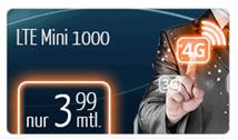 Bild zu [Super] winSIM (1GB Datenflat, 50 Freiminuten + 50 Frei SMS) für nur 3,99 Euro im Monat – monatlich kündbar