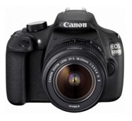 Bild zu Canon EOS 1200D SLR-Digitalkamera inkl. 18-55mm IS Objektiv für 299€