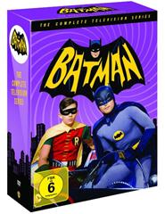 Bild zu Batman – Die komplette Serie (18 DVDs) für 44,97€