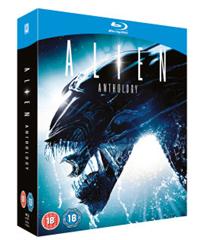 Bild zu Alien Anthology auf Blu-ray (4 Filme) für 11,79€