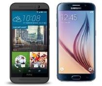 Bild zu Base All-In mit 1GB Datenflat inklusive Samsung Galaxy S6oder HTC One M9 ab 35€/Monat
