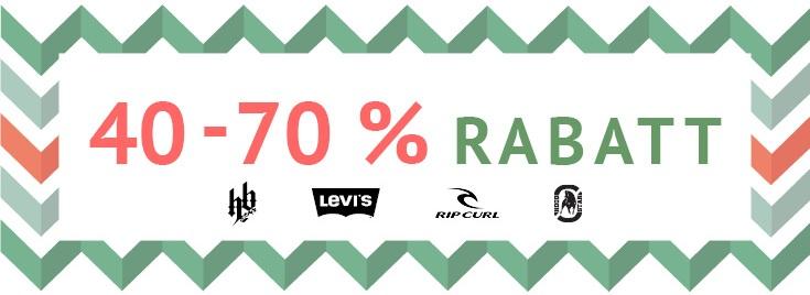 Bild zu Hoodboyz: Bis zu 70% Rabatt auf Rip Curl, Levis, Hoodboyz & Hood Star