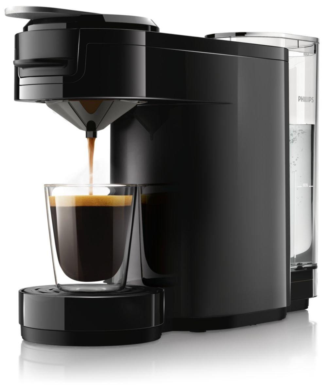 Bild zu Kaffeepadmaschine Philips Senseo Up (HD7884/60) für 59,90€ inkl. Versand