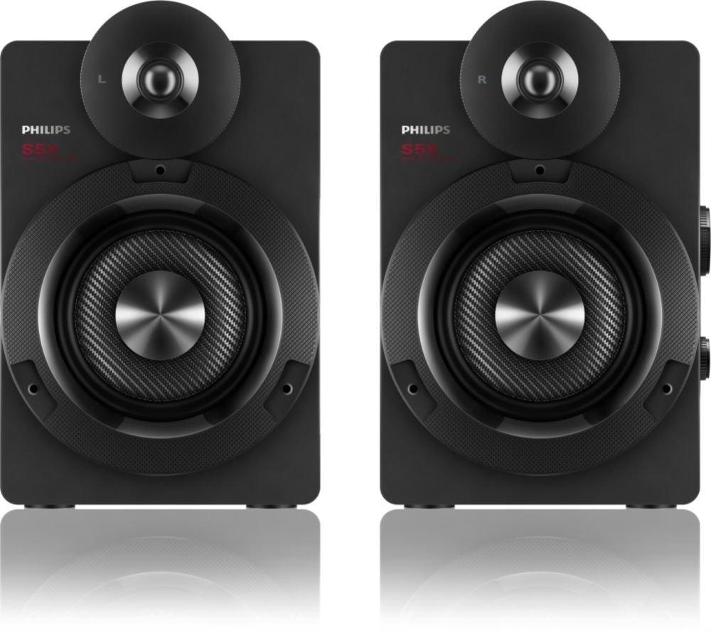 Bild zu Kabellose Stereo-Lautsprecher Philips BTS5000B mit Bluetooth für 101,99€ inkl. Versand