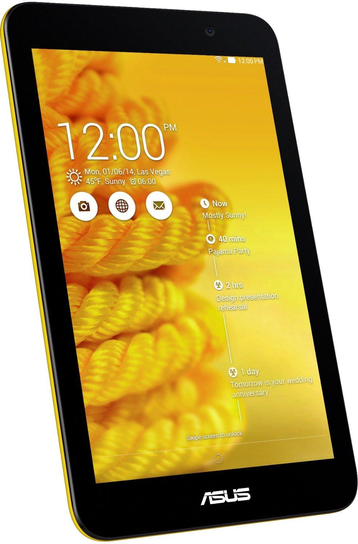 Bild zu 7 Zoll Tablet Asus MeMo Pad HD 7 in gelb (ME176C-1E019A) für 90,99€ inkl. Versand