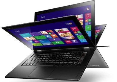 Bild zu 13 Zoll Convertible Notebook Lenovo Yoga 2 (59425502) für 629,90€ inkl. Versand