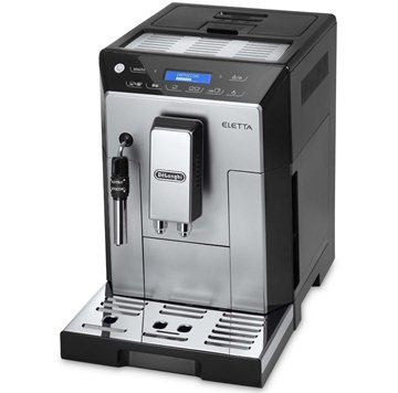 Bild zu Kaffeevollautomat DeLonghi Eletta Plus ECAM 45.326 S für 504,99€ inkl. Versand