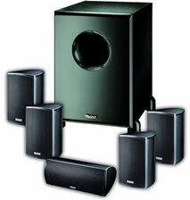 Bild zu 5.1 Lautsprecher-Set Magnat Needle Alu 5000 X1 für 197,68€ inkl. Versand