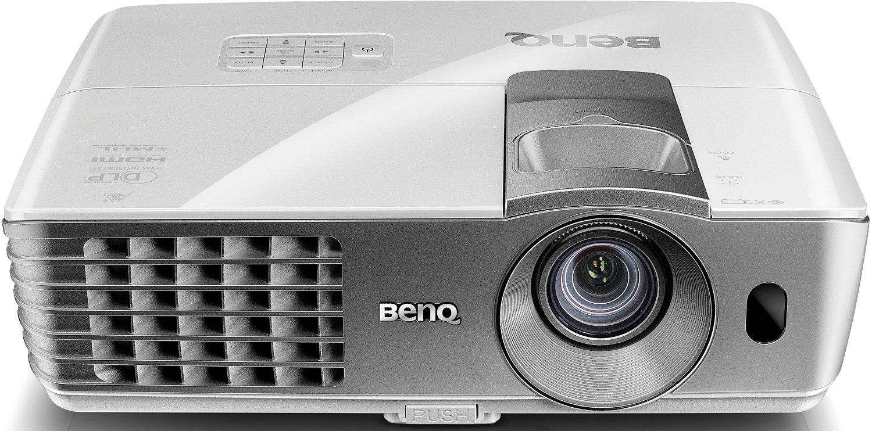 Bild zu Full-HD 3D Beamer BenQ W1070+ für 659€ inkl. Versand