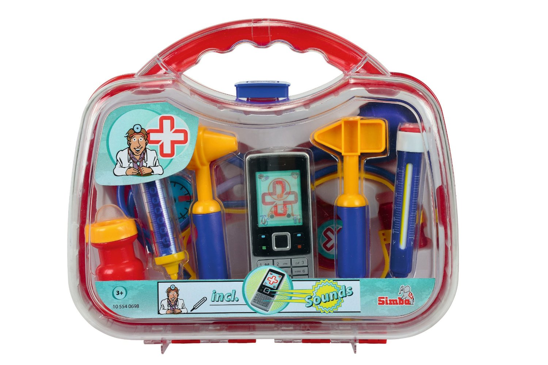 Bild zu Doktorkoffer mit Handy (Simba Toys 105540698) schon ab 9,68€ inkl. Versand