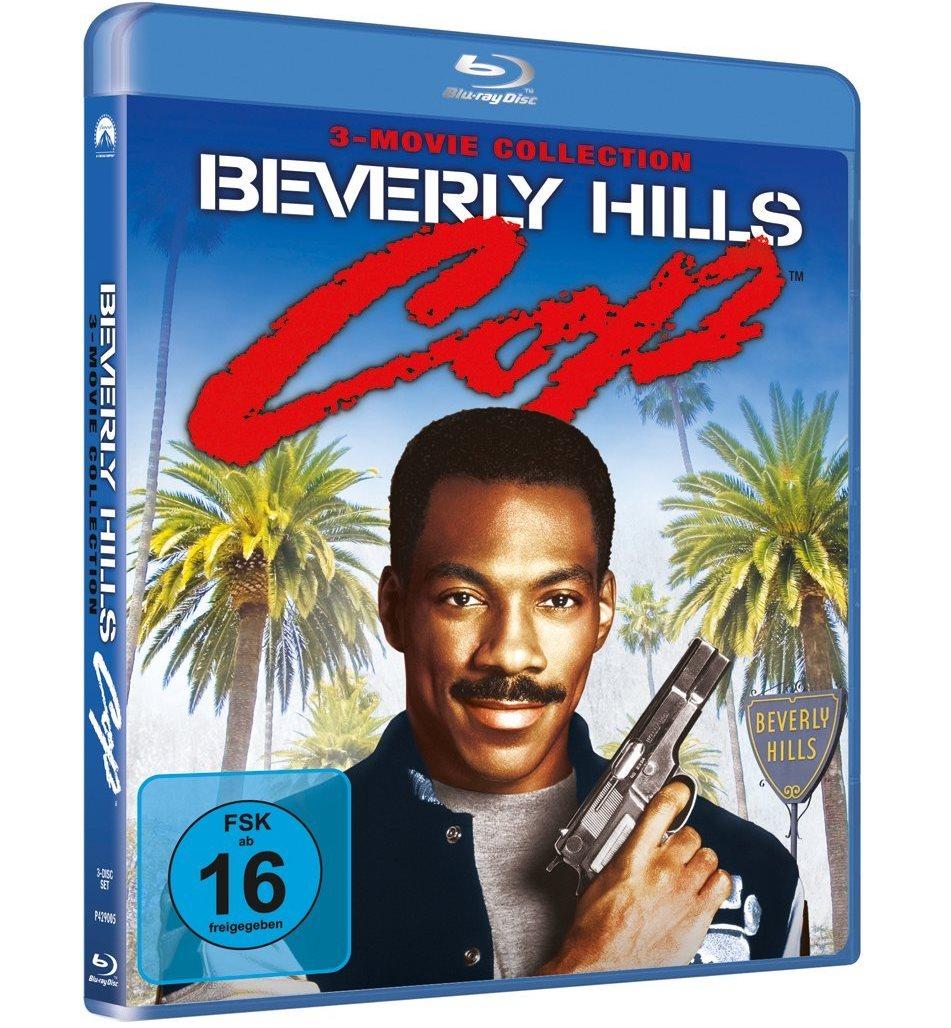 Bild zu [Prime] Beverly Hills Cop 1-3 [Blu-ray] für 17,97€ inkl. Versand