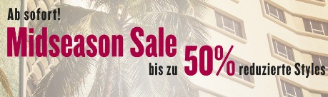 Bild zu Tom Tailor: Midseason Sale mit bis zu 50% Rabatt + 10% Extra-Rabatt