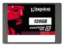 Bild zu Kingston SSDNow V300 interne SSD-Festplatte 120GB (6,4 cm (2,5 Zoll), SATA III) für 49,90€