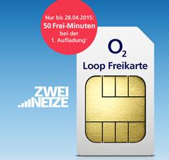 Bild zu o2 Freikarte: bis zu 2 SIM-Karten mit je 1€ Guthaben kostenlos