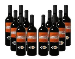Bild zu 12er Paket goldprämierter Rotwein aus Spanien für 35€ inklusive Versand