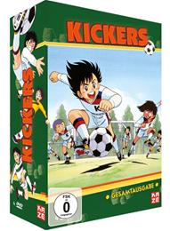 Bild zu Kickers – Gesamtausgabe (4 DVDs) für 29,99€