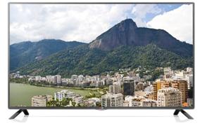 Bild zu bis 16 Uhr: LG 55LB561V 139 cm (55 Zoll) LED-Backlight-Fernseher (Full HD, 100Hz MCI, DVB-T/C/S, CI+) für 499,99€