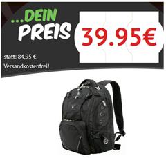 Bild zu Wenger Business-Rucksack mit Tablet-und Laptopfach, SA9259215 für 39,95€