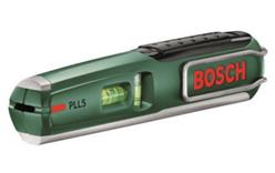 Bild zu Bosch PLL 5 Laser-Wasserwaage inkl. Wandhalterung für 29,95€