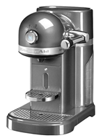 Bild zu Kitchenaid 5KES0503 Nespresso Kapselmaschine in versch. Farben + 100 Kapseln für je 299,90€