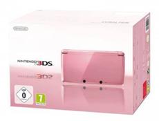 Bild zu Nintendo 3DS–Konsole in weiß oder pink für je 104€ + zwei weitere Wochenendangebote