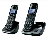Bild zu Grundig D530 Duo schnurloses DECT Telefon (2-er Set) für 43,79€