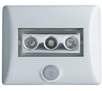 Bild zu [beendet] Osram LED Nightlux LED-Nachtlicht mit Bewegungsmelder und Helligkeitssensor für 5,85€