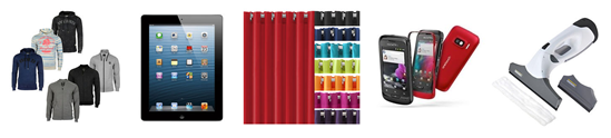 Bild zu Die restlichen eBay WOW Angebote in der Übersicht, z.B. Alcatel One Touch 918D Dual Sim für 39,90€