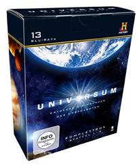 Bild zu bis 22 Uhr: Unser Universum – Die Komplettbox, Staffel 1-4 (13 Blu-rays) [Blu-ray] für 25,97€