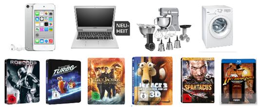 Bild zu Die Saturn Late Night Shopping Angebote, so z.B. Indiana Jones – Komplettbox Steelbook inkl. Zippo (5 Blu-rays) für 29€