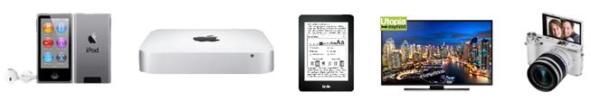 Bild zu 1. Mai Angebote bei Saturn, so z.B. Apple MGEM2D/A Mac Mini für 399€